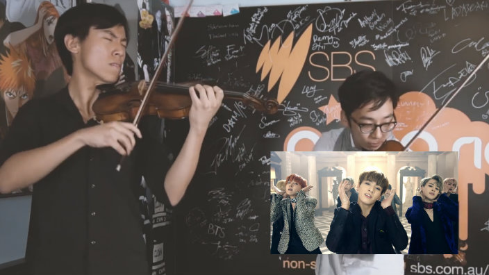 The Internet S Going Nuts Over This Violin Cover Of Bts