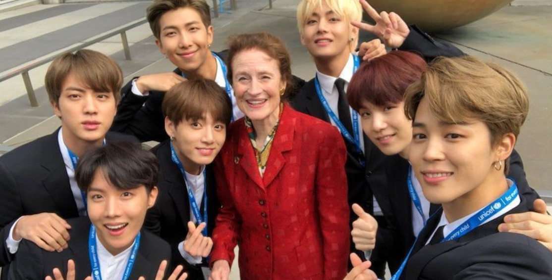 Fans Are Beyond Proud Of Bts Un Speech Heres Some Of The Best Reactions Bts Have Given A Historic Speech At The United Nations General Assembly