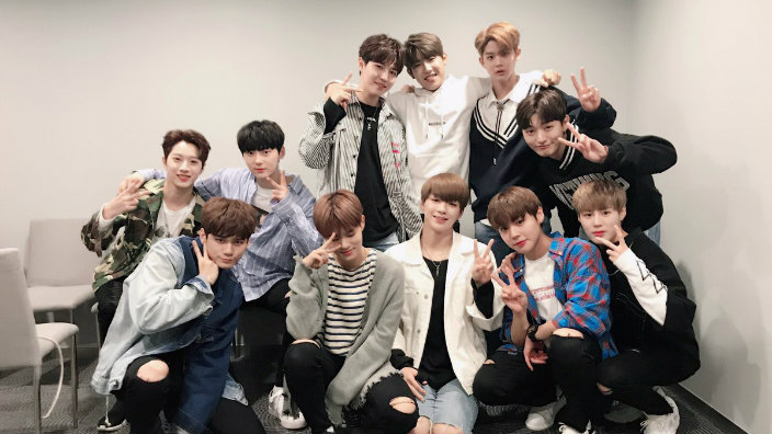 Wanna One Guested on 'Knowing Brother' as a Full Group