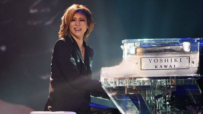 J-pop star Yoshiki thinks rock is about to come back (and more)
