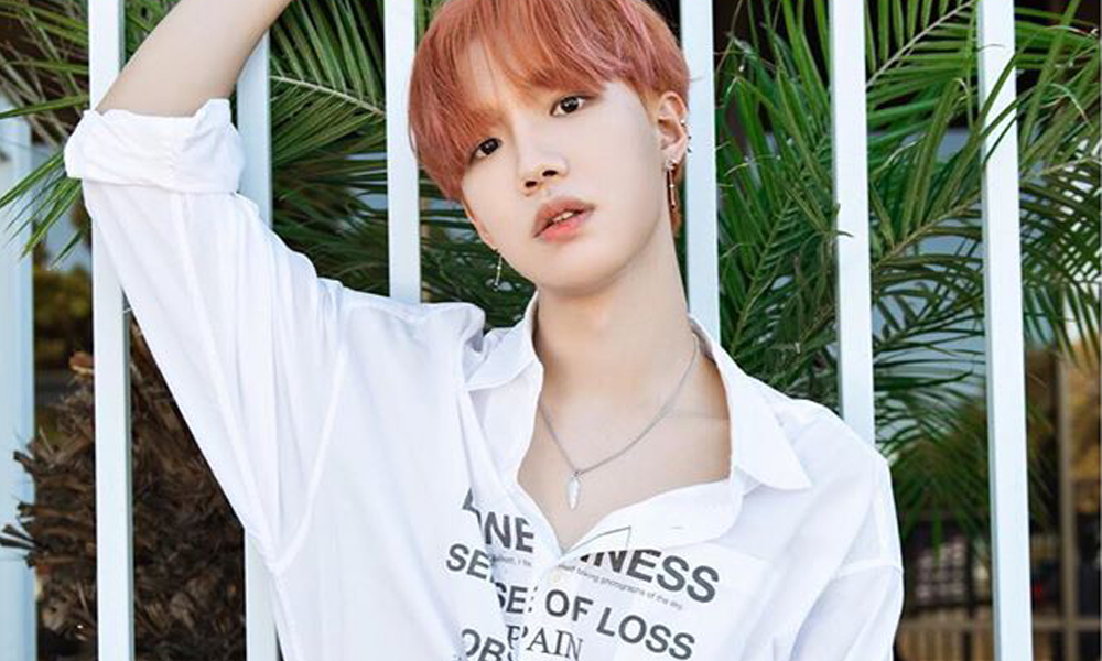 Ab6ix Youngmin Caught Drink Driving All Promotions Suspended Sbs Popasia
