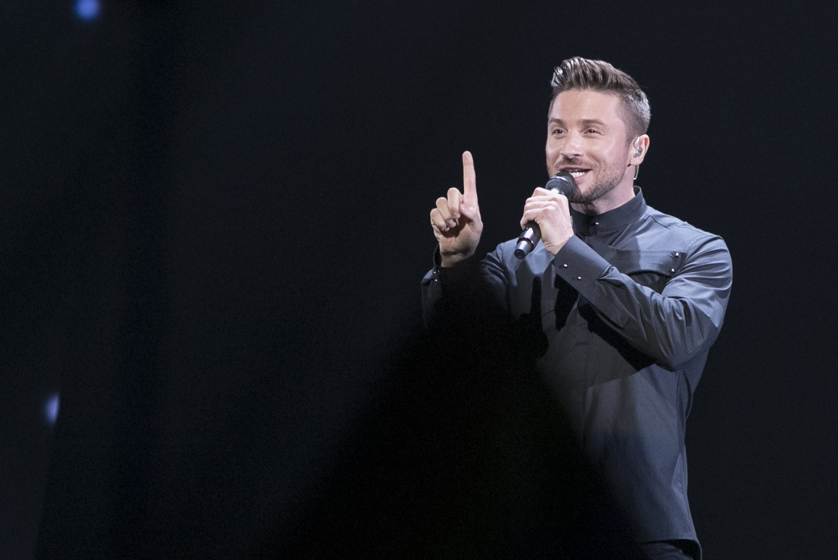 Before the Eurovision final, pornographic images of Sergey Lazarev appeared on the network 05/14/2016 92