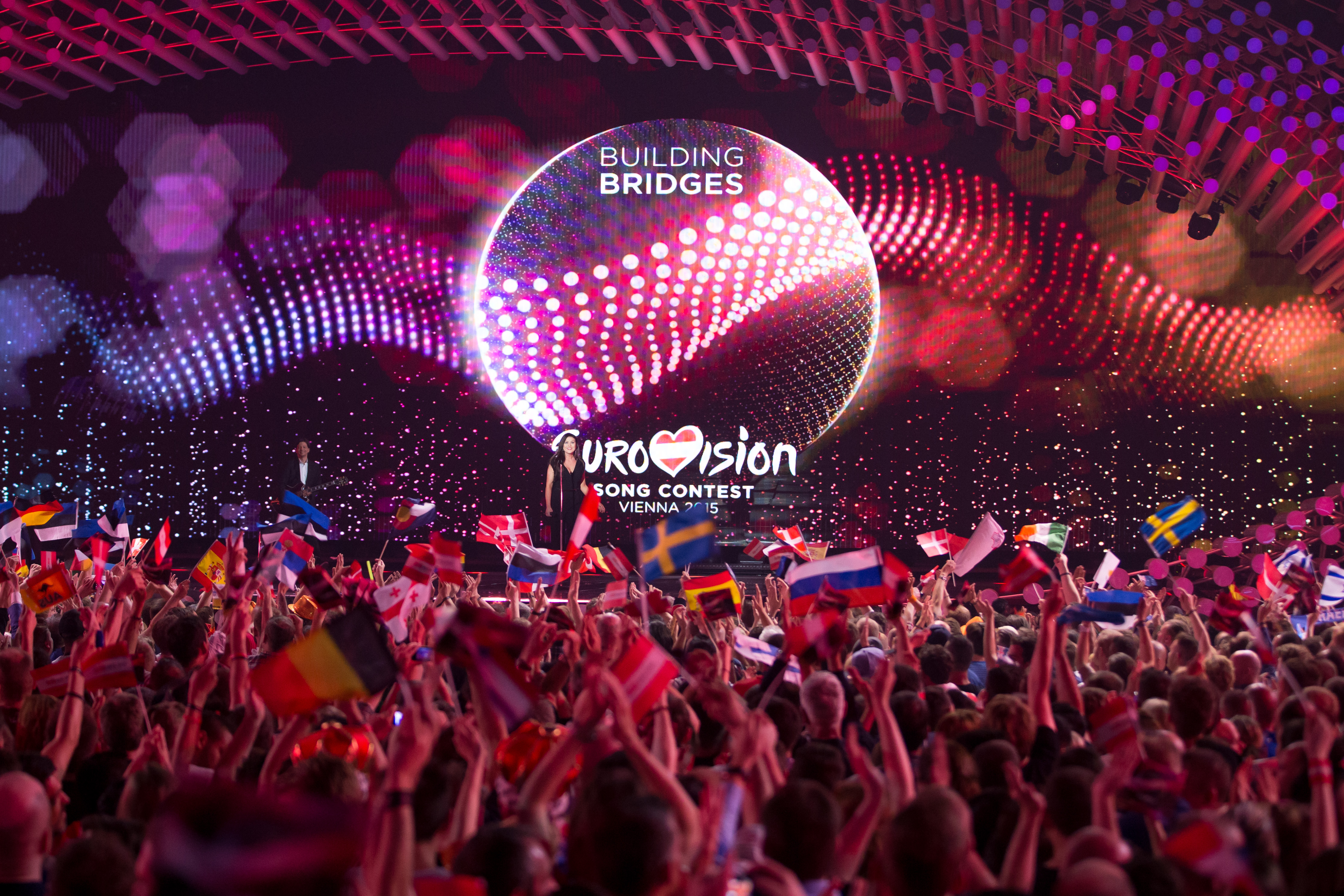 The Ultimate Eurovision Party Guide | SBS Eurovision Diy Sweepstakes