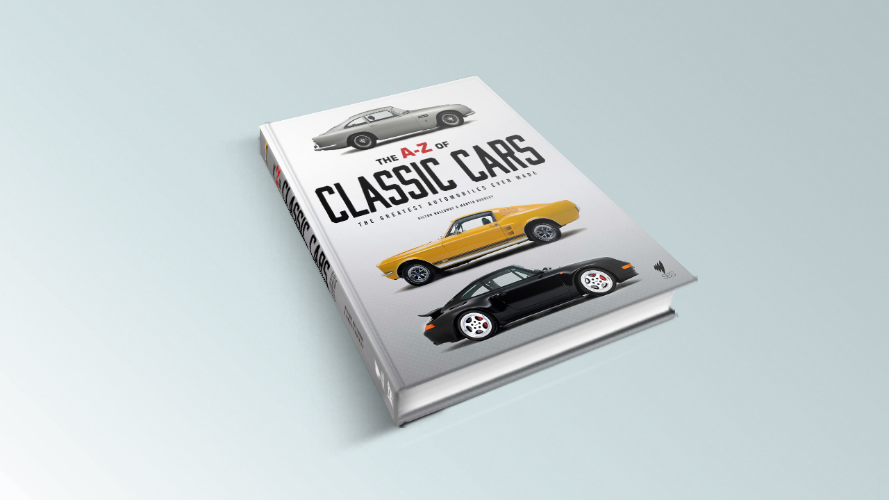 The A Z Of Classic Cars Book Programs