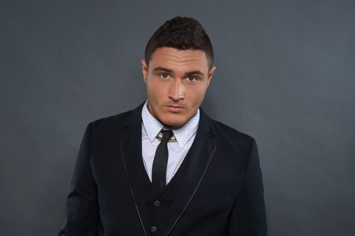 Nadav Guedj with a weight of 64 kg and a feet size of N/A in favorite outfit & clothing style