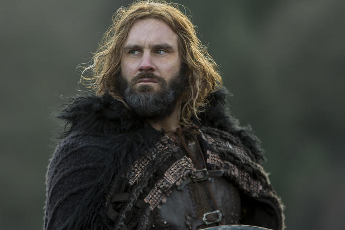 Vikings TV series, Rollo, Clive Standen