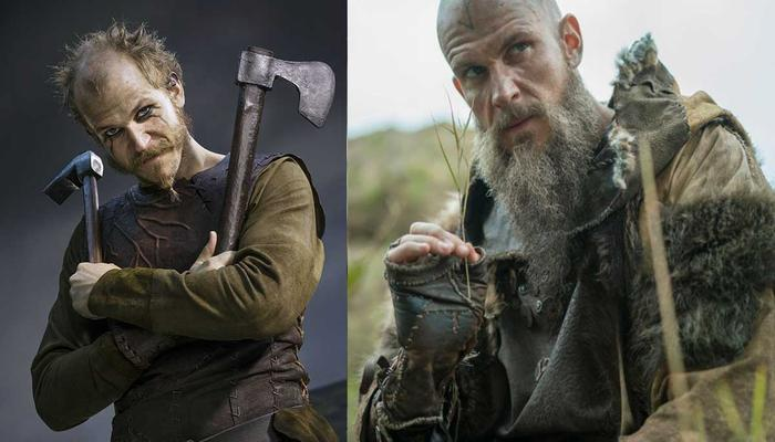 The heroes and villains of Vikings – then and now | Programs