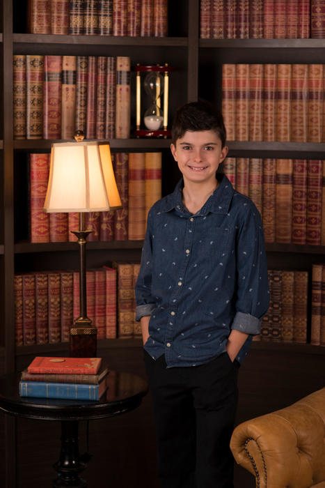 Nathan from 'Child Genius'