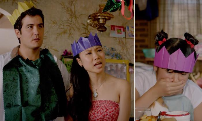 The Family Law TV series, Candy Law, Shuang Hu, Wayne, Sam Cotton, Michelle Law, Vivien Wei