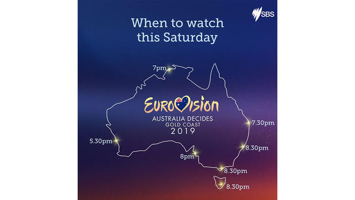 The Eurovision of Australia will be the 2019 decision