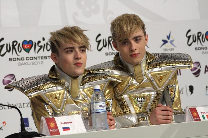 eurovision performers