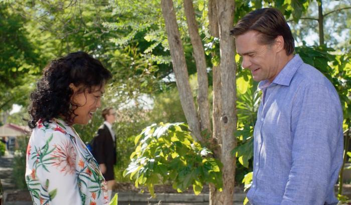 The Family Law TV series, Fiona Choi, Jeremy Lindsay Taylor