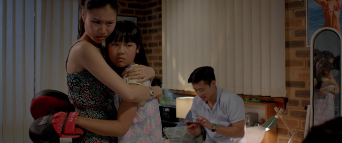 The Family Law TV series, Candy Law, Shuang Hu, Michelle Law, Vivien Wei, Andrew Law, George Zhao