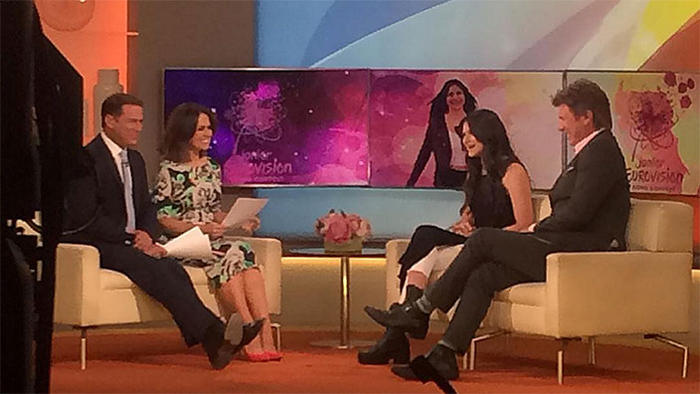 bella paige today show