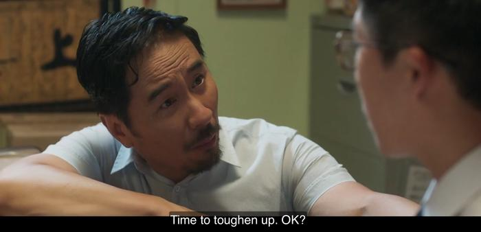 The Family Law TV series, Anthony Brandon Wong, Trystan Go
