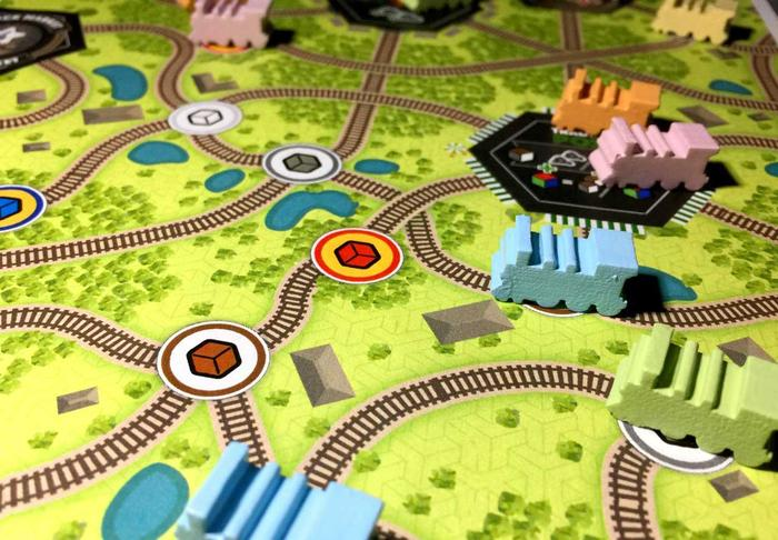 The 6 best train-themed boardgames of all time | Programs