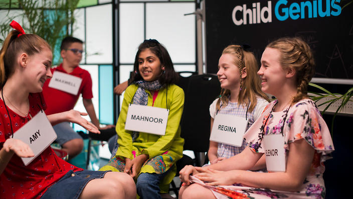 Psychologists Studied 5000 Genius Kids >> Behind The Scenes Of Child Genius Meet The Contestants And Their