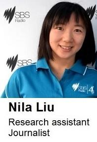 Nila Liu, SBS Radio journalist