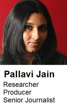 SBS journalist, Pallavi Jain