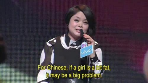 If You Are The One bad too fat