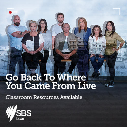 SBS Learn Go Back Live resources available