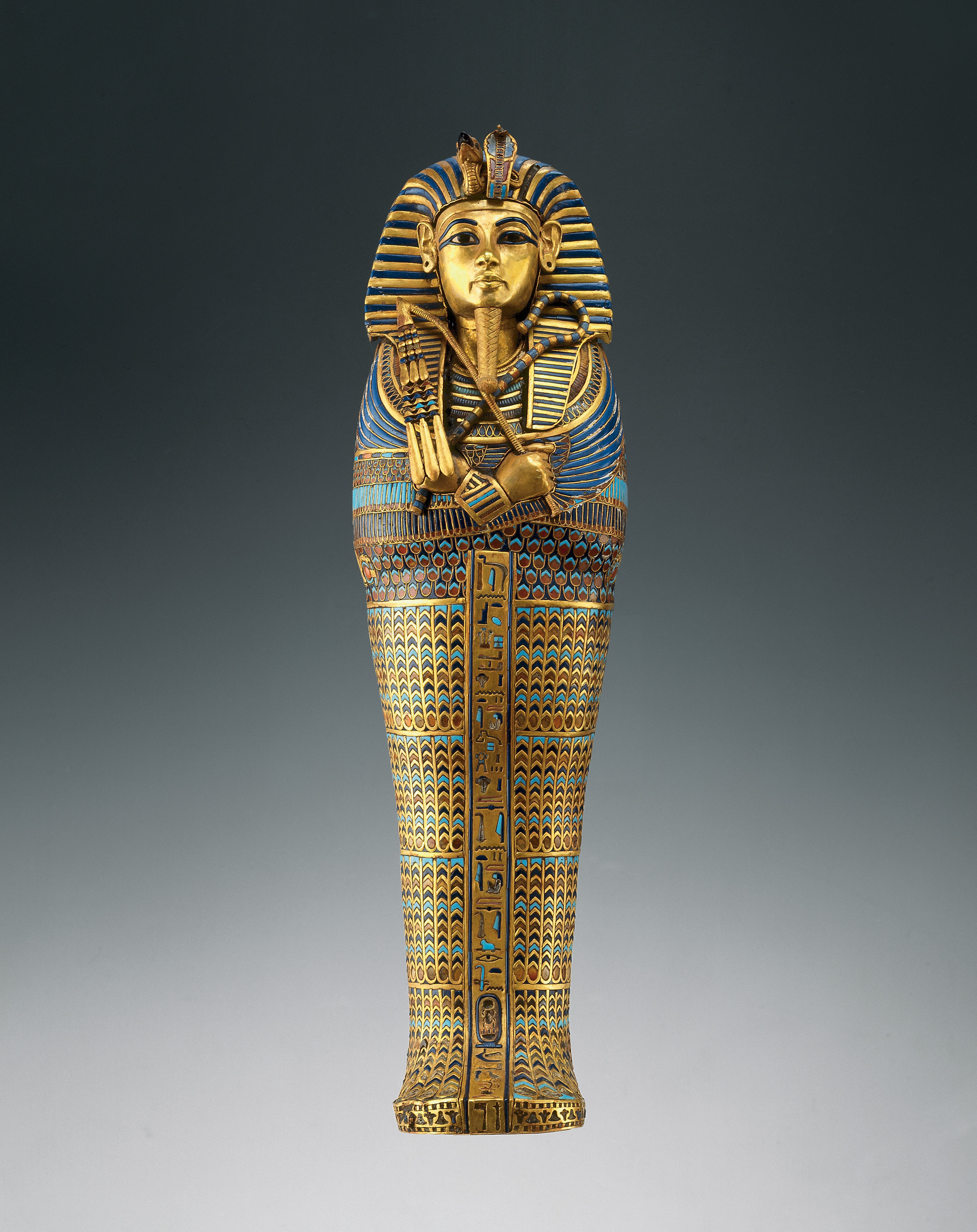 Artefact from King Tut's tomb made from meteorite, study ...