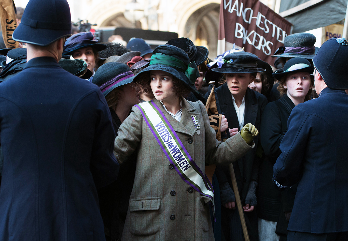 1be5e9e9bbb34 Feminine power: 6 times female-led protests changed the world Since the  suffragettes, women have used their collective power to protest against ...