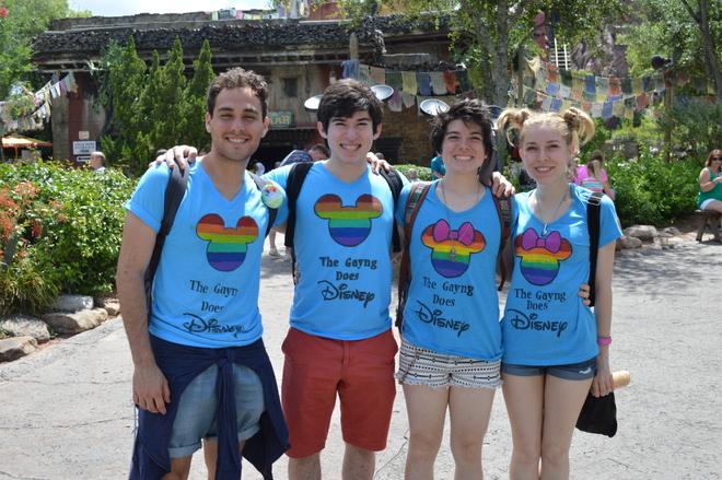 from Emiliano gay pride week in orlando 2011