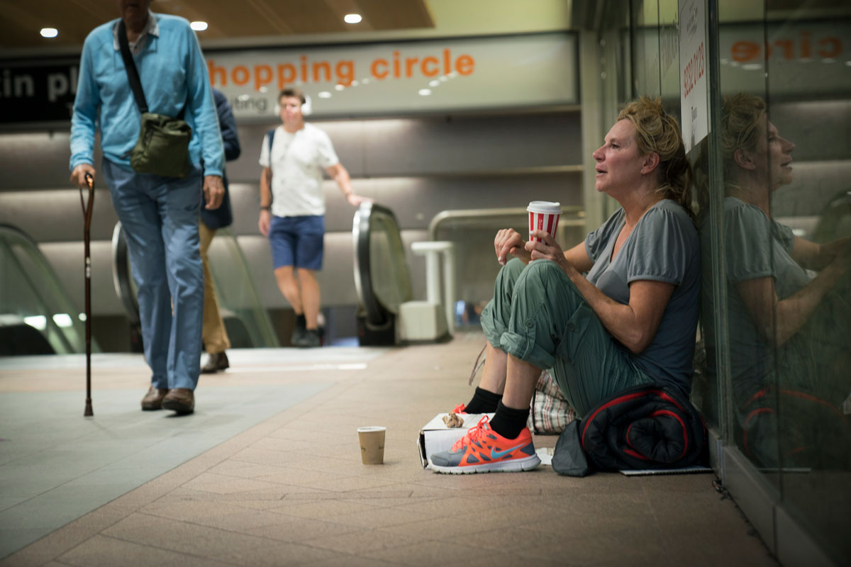 What's the best way to help a homeless person? | SBS Life