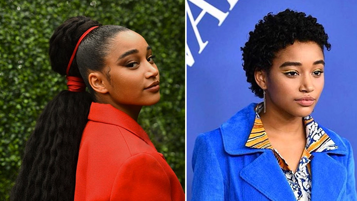 Teen Hunger Games Actor Amandla Stenberg Comes Out as