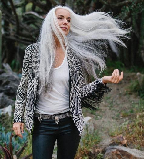 Mature Model Yazemeenah Rossi Sbs Life