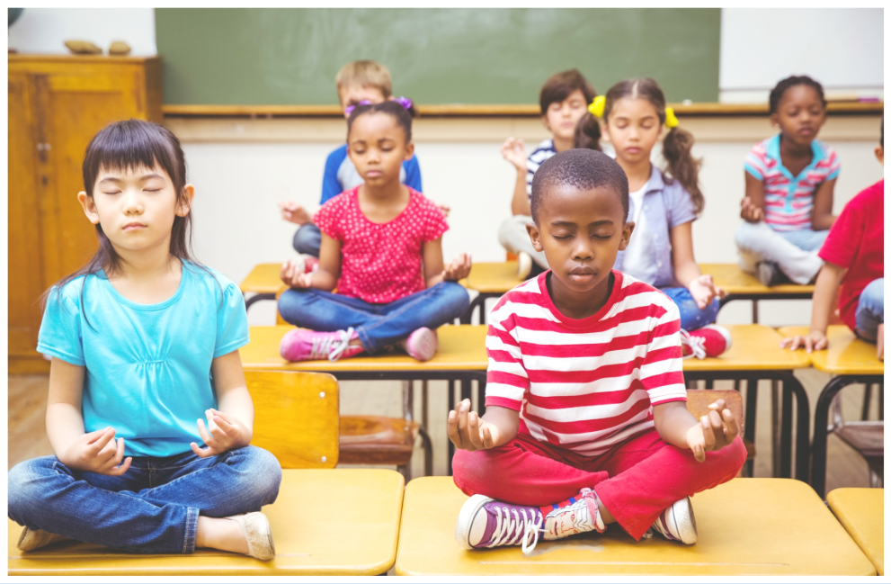 Meditation for kids: How quieting the mind helps children behave ...