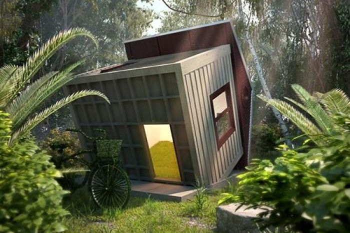 Australia 39 s best cubby house sbs life for Best house designs in the world photos