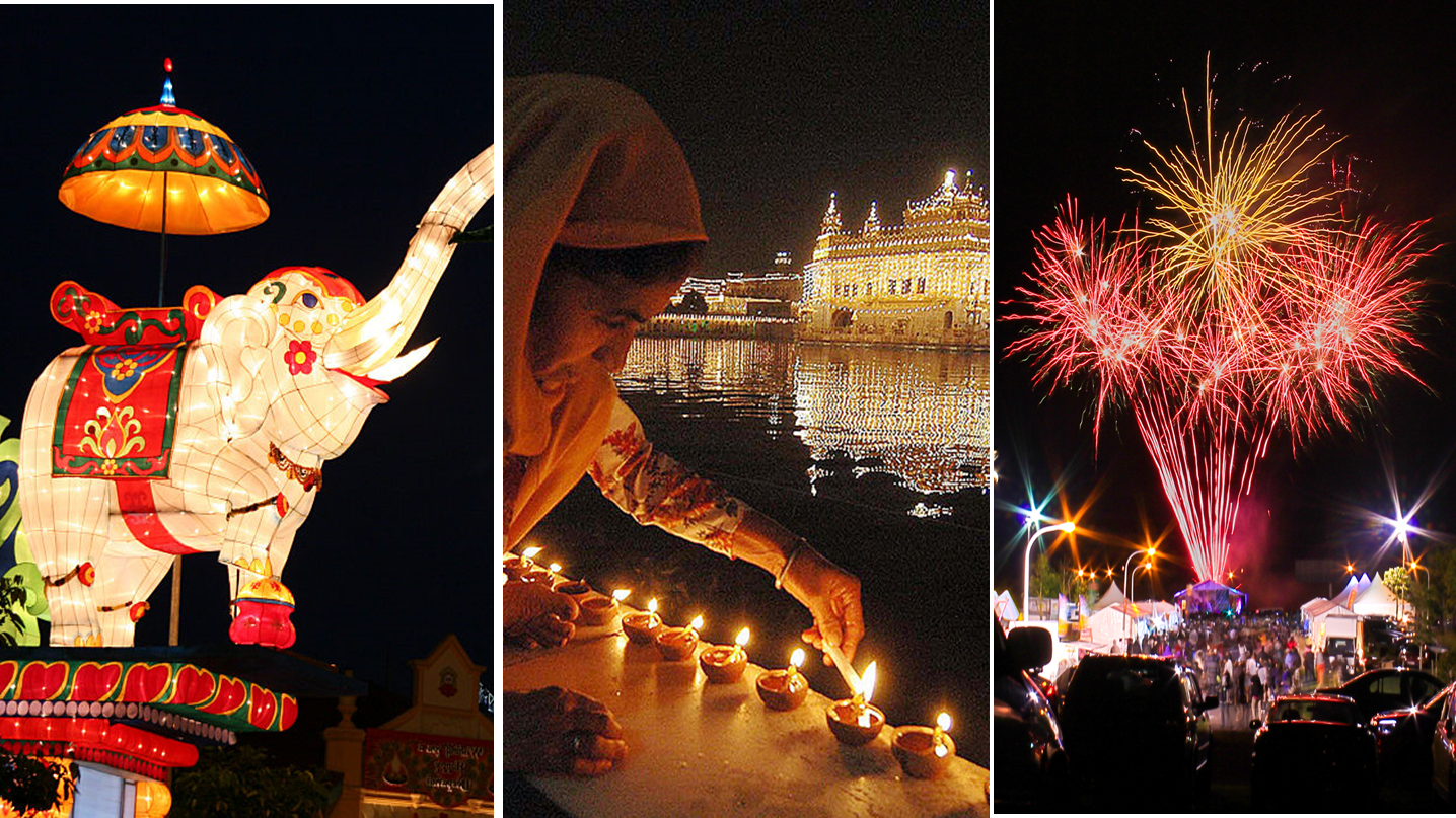celebrating diwali around the world sbs life