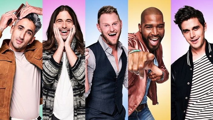 Queer Eye' season 3 features the show's first lesbian