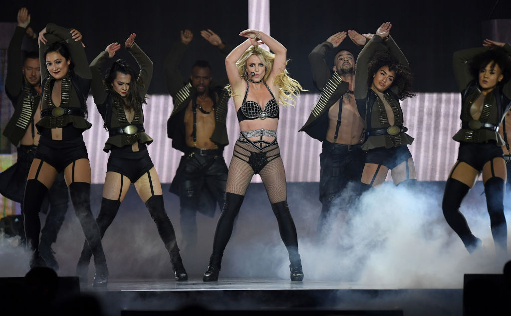 Britney Spears music set to be adapted for the big screen