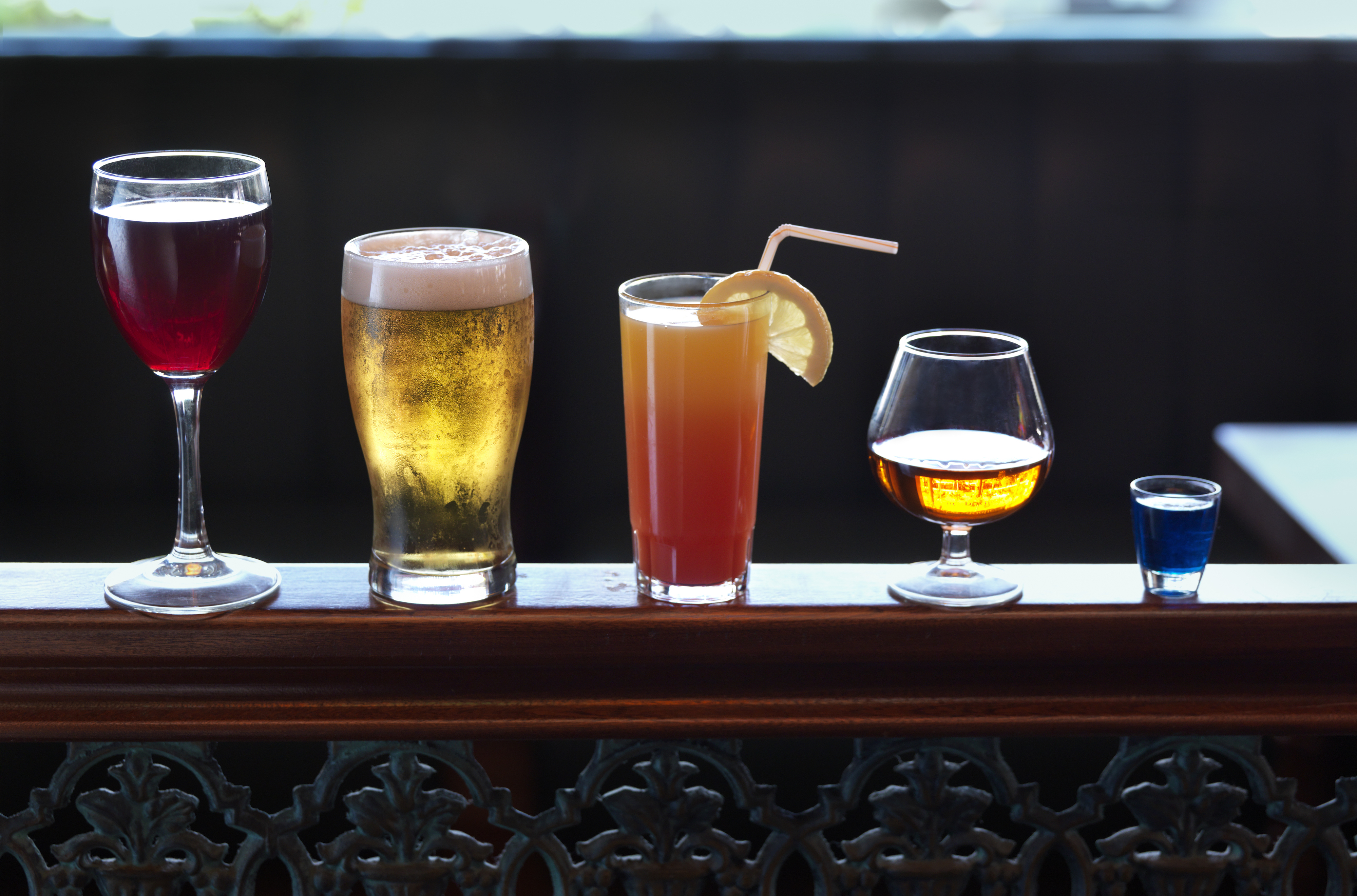 Standard Drink Guidelines Around The World Sbs Life