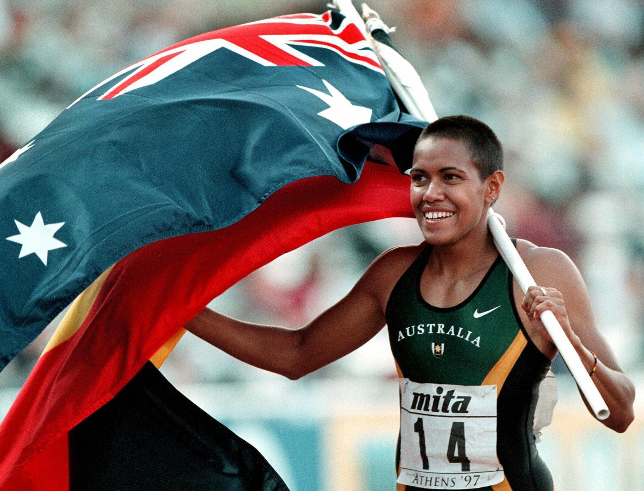 Leading the way Celebrating pioneering indigenous sportswomen