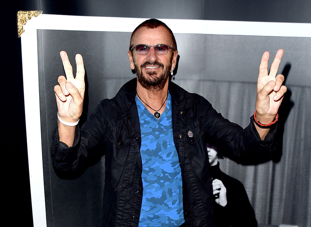 Ringo Starr Joins Anti Gay Law Boycott Former Beatle Has Cancelled His North Carolina Performance In Protest Of The States New Laws Limiting