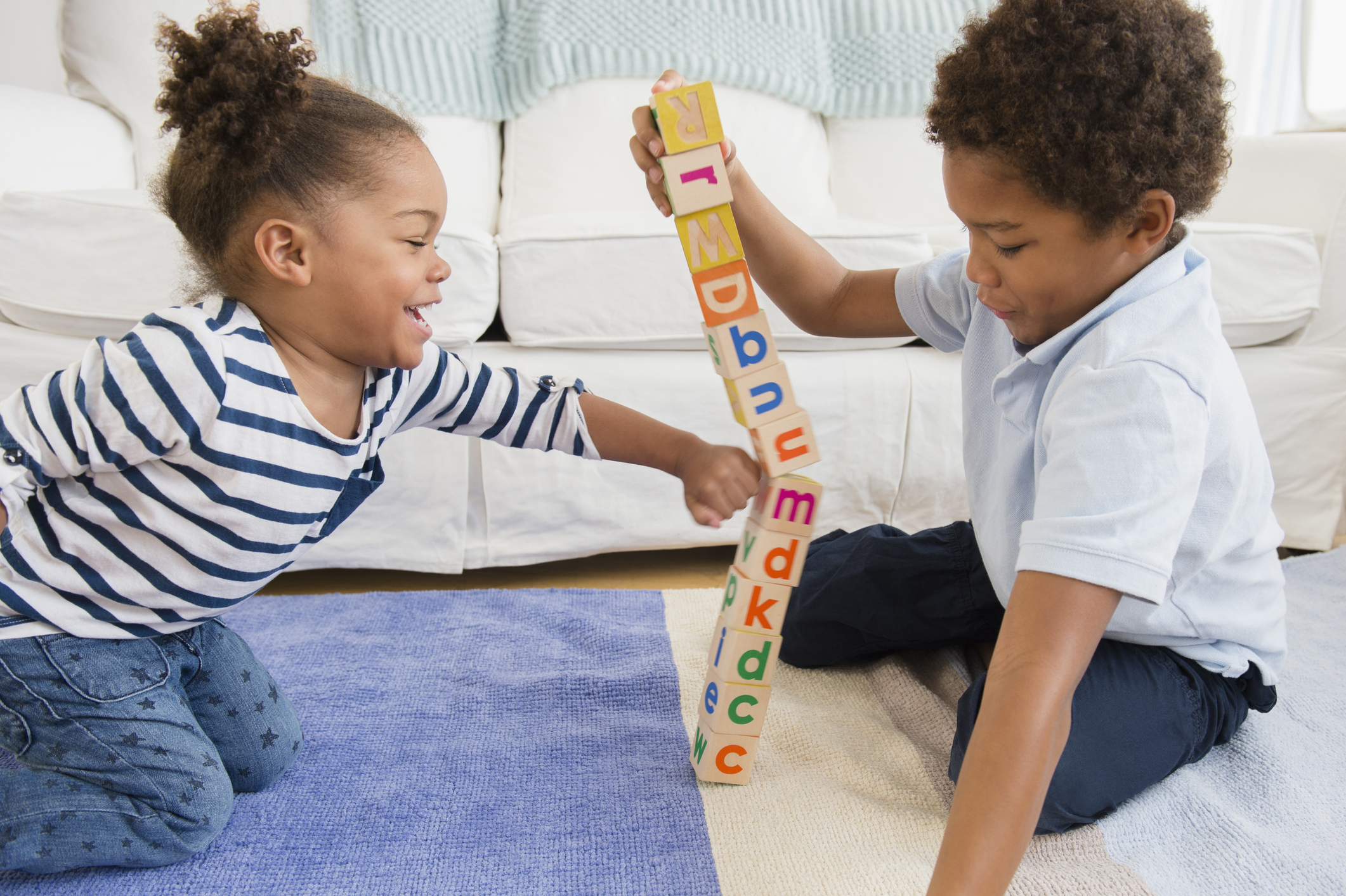Managing sibling rivalry when one child has Autism Spectrum