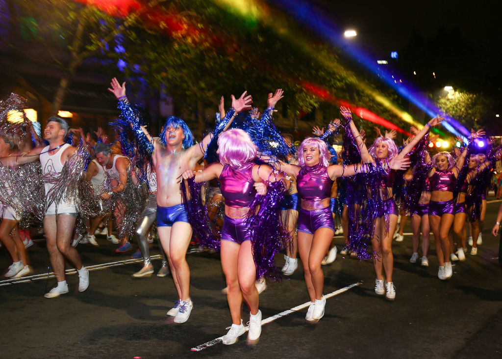 Sydney Mardi Gras Float Applications Hit All Time High