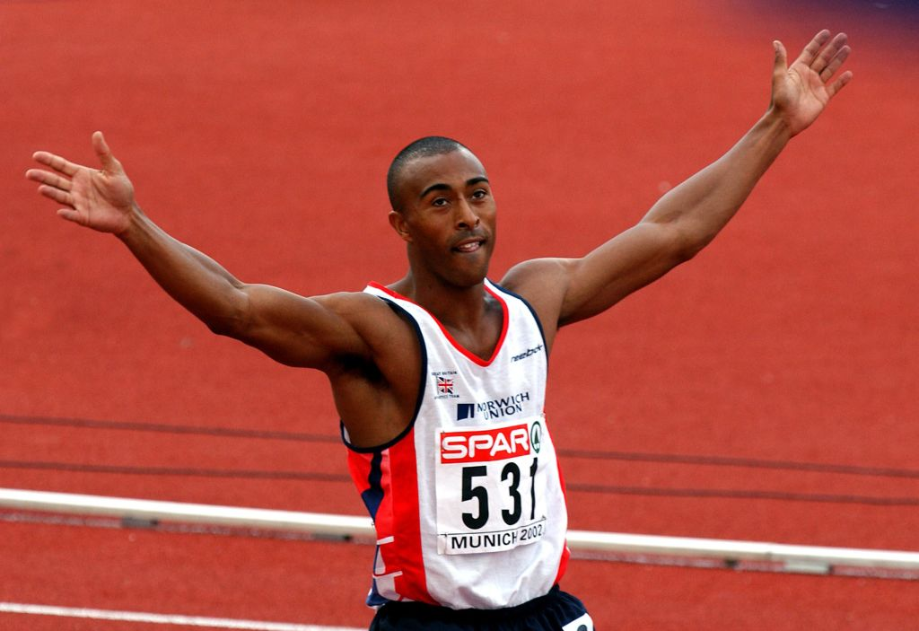 Olympic Hurdler Colin Jackson Comes Out As Gay Sbs Sexuality