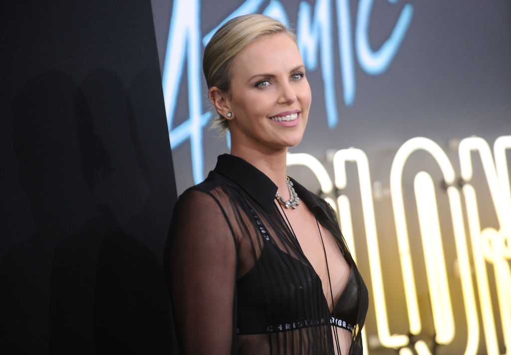 Charlize Theron says bisexuality is not represented enough ...