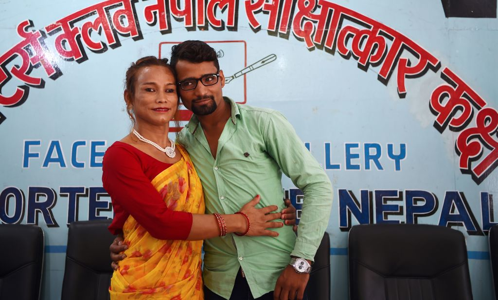 Nepal has registered its first transgender marriage