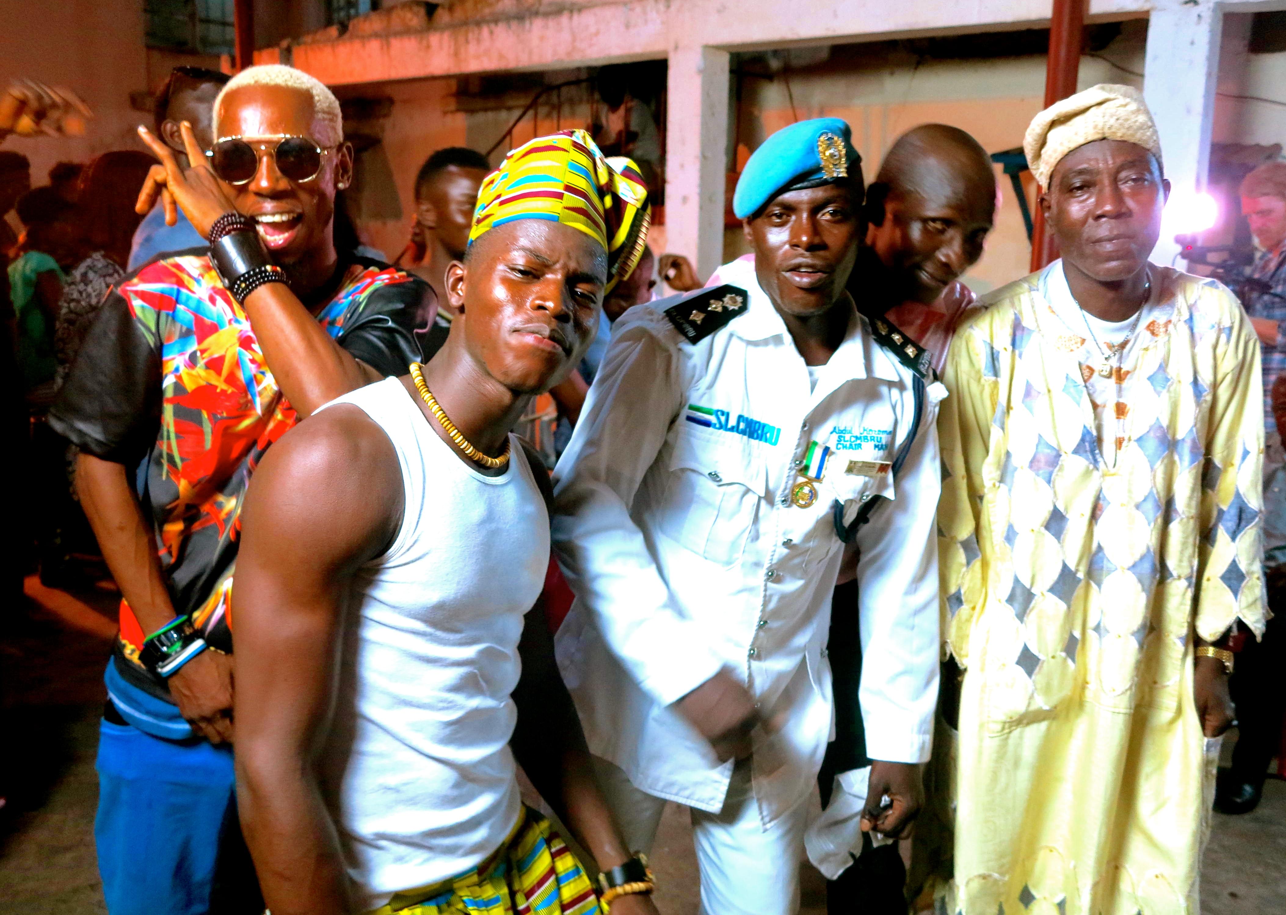 Sierra Leone Street Style Sbs Life