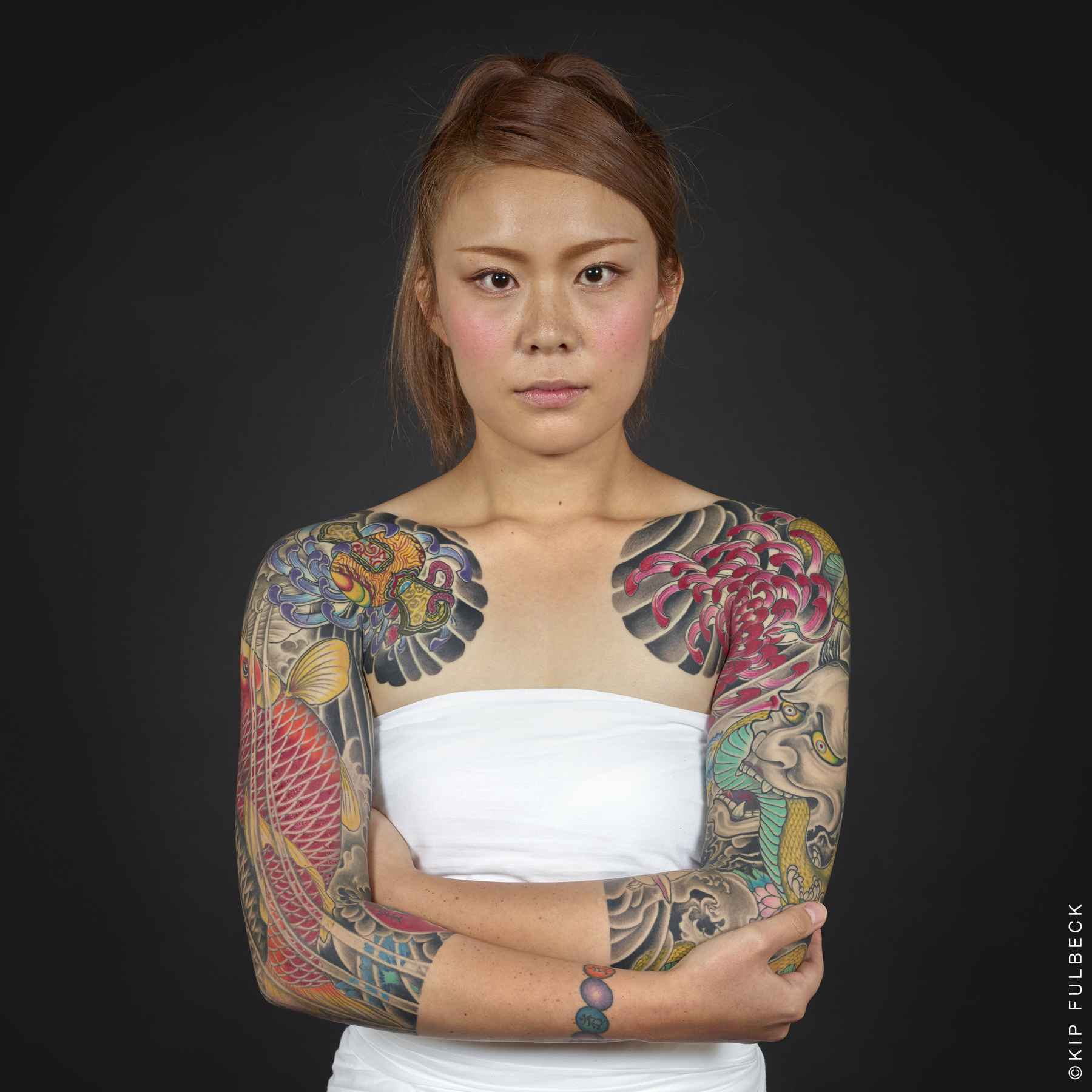 Tattoo Woman Japanese: The Ancient And Beautiful Art Of Traditional Japanese