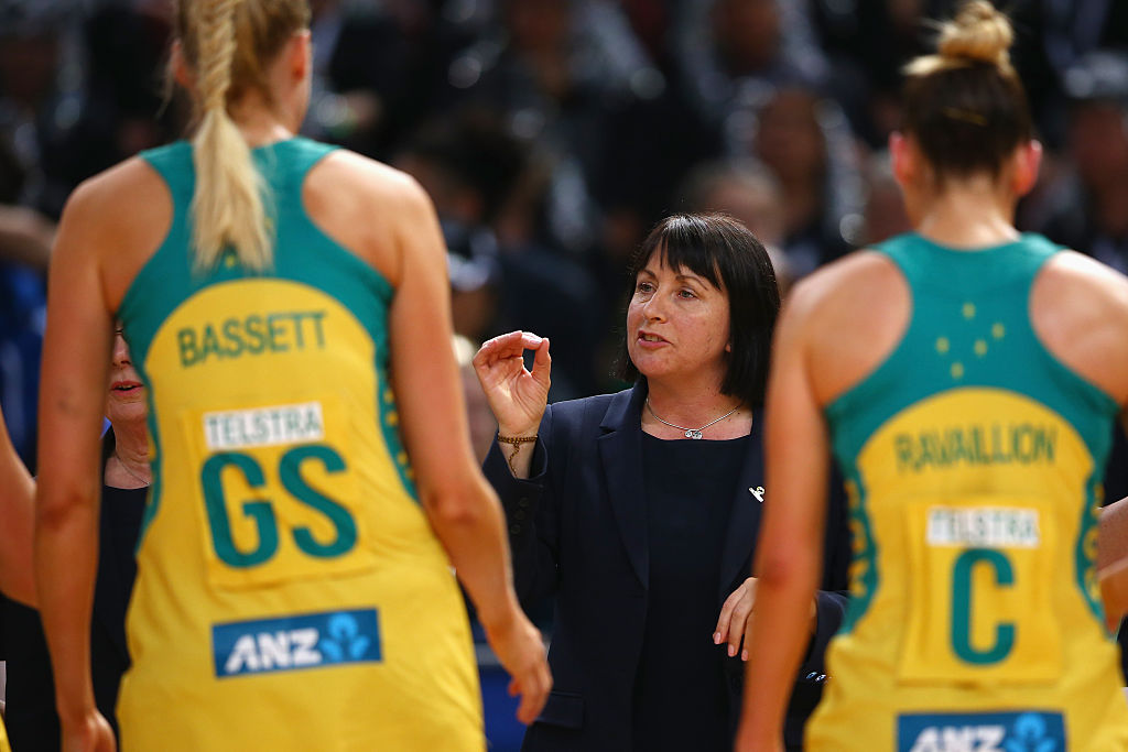 diamonds coach lisa alexander and netball fans reject  u2018two