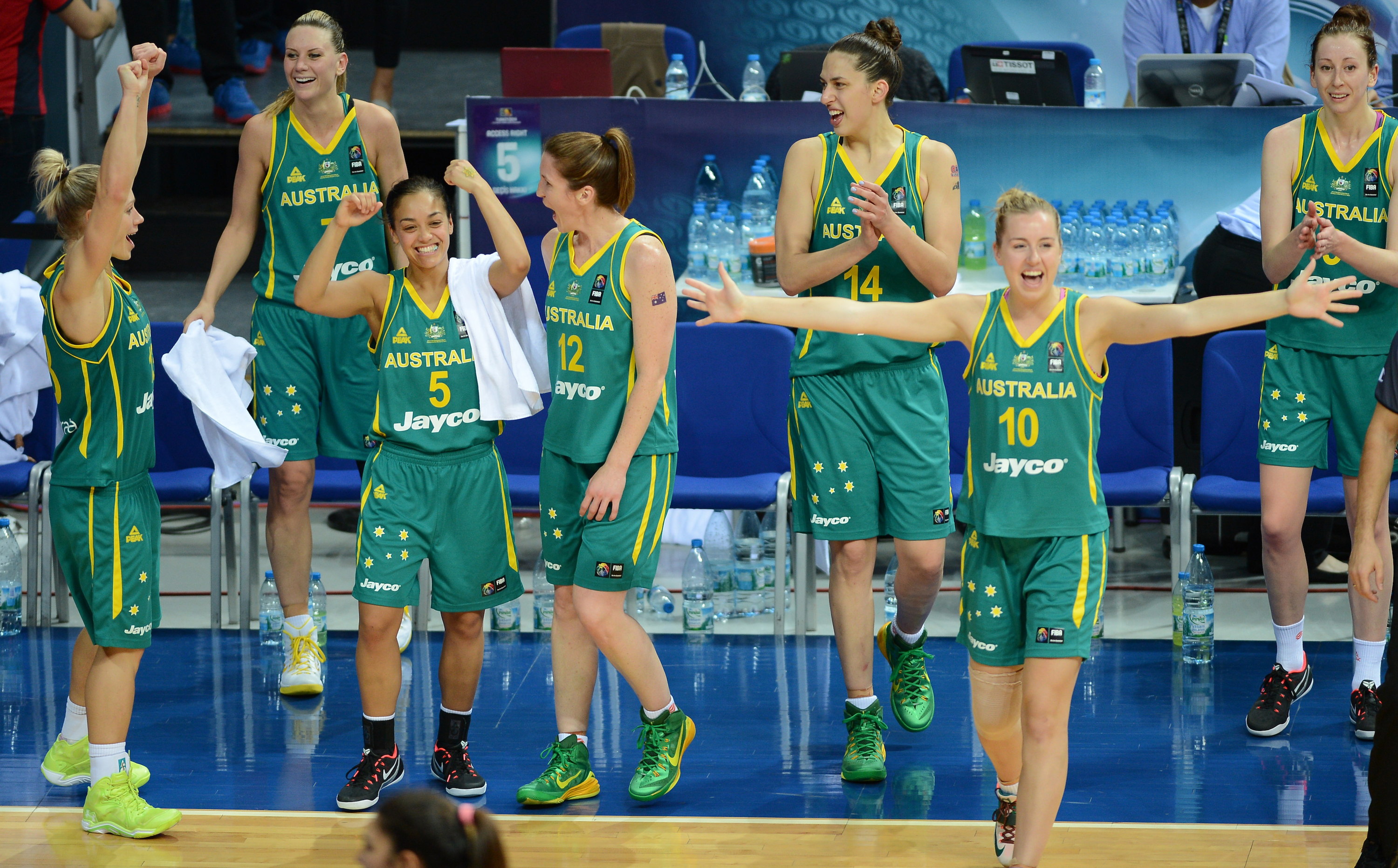 who are the opals we u0026 39 ll be cheering on the road to rio