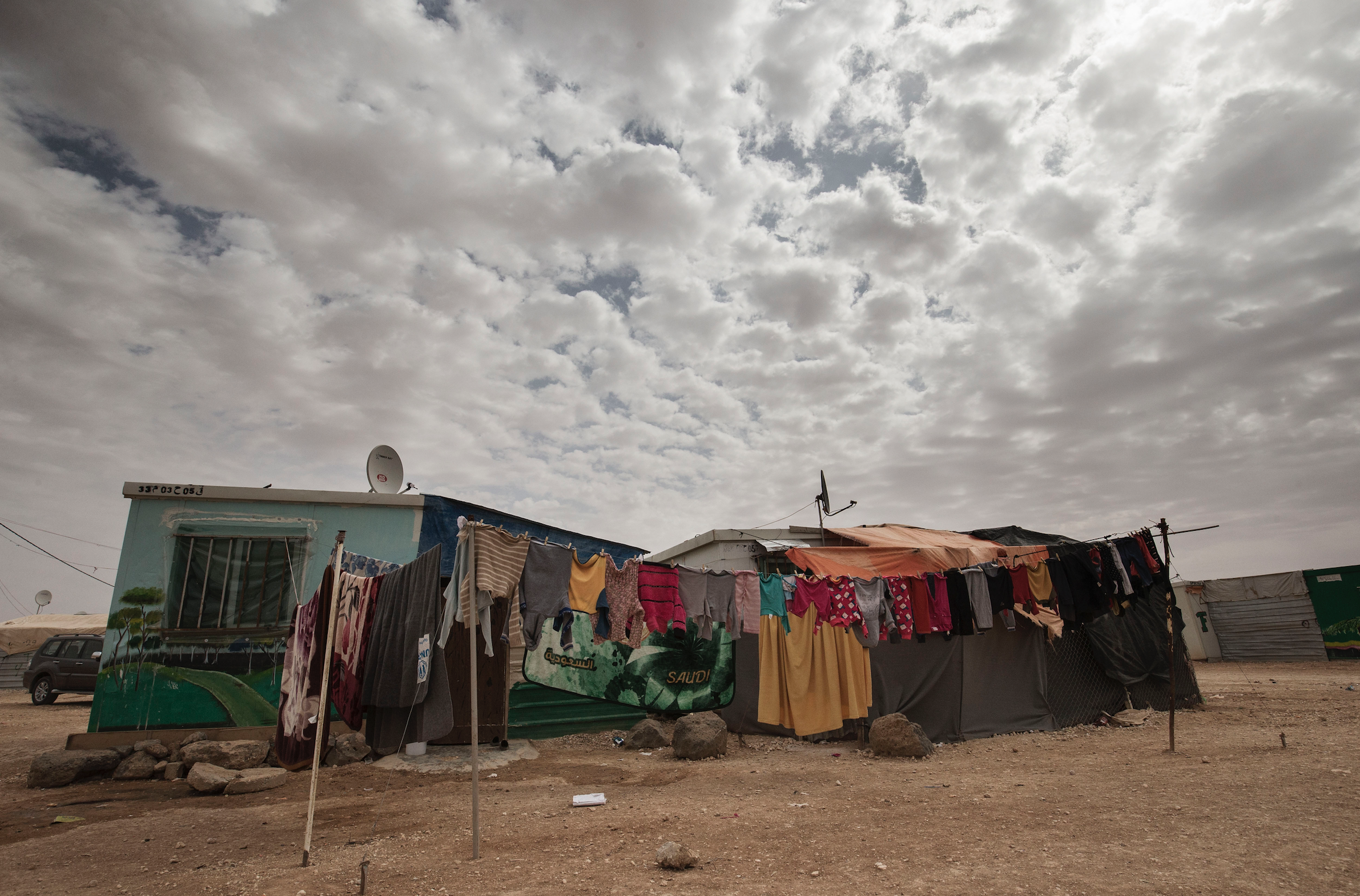 what life really is like for women inside zaatari refugee