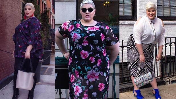 Plus Size Transgender Model Books Major Uk Fashion